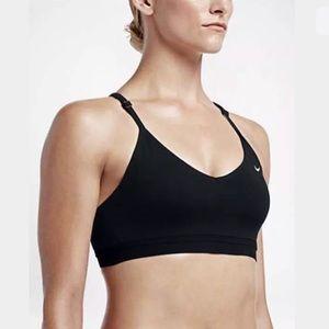 04ad5b4ffa Nike Intimates   Sleepwear - Women s Sports Bra Nike Pro Indy Cross Back ...
